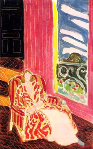 Henri Matisse - La porte noire Henri Matisse