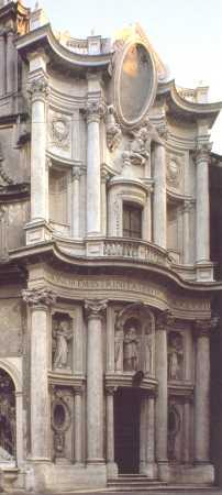 Borromini Saint Charles Aux Quatre Fontaines